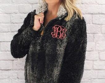 Frosty Fleece Pullover