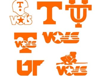 Tennessee Vols Svg - Tennessee Svg - Vols Svg - Vols - Volunteers Svg - Tennessee Svg Download - Tennessee Vols Download - Cricut