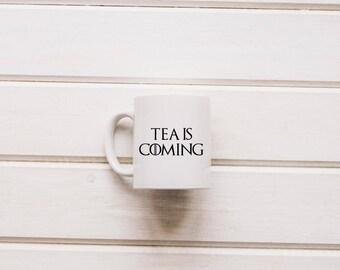Funny GOT Tea Mug