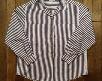 Vintage striped shirt