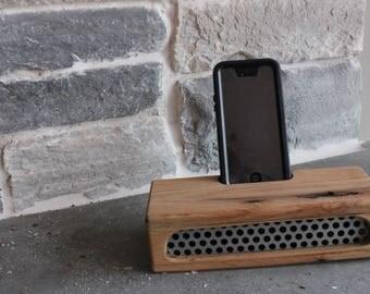 I phone Amplifier* wooden amp* phone amp* custom phone amplifier*unique phone amp*