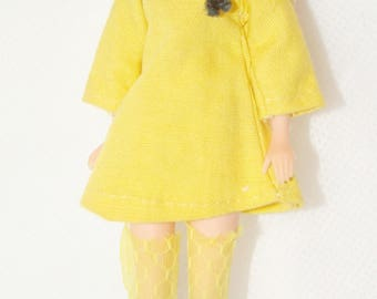 Connie Doll In Yellow Clone Dress