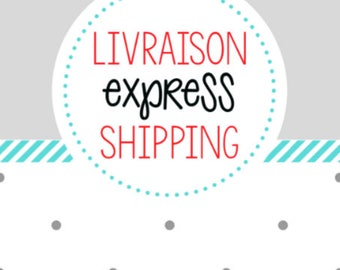 INTERNATIONAL - express shipping for the other countries only