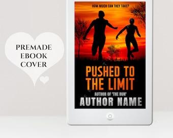 eBook Cover Design - eBook Cover - Kindle Book Cover - Crime eBook Cover - Thriller eBook Cover - Horror eBook Cover - Fiction eBook Cover