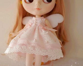 Dress for blythe - Angel love