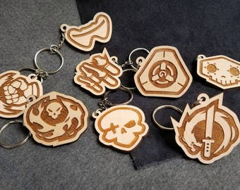 Overwatch Keychains - Free shipping!
