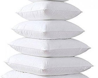 Pillow Inserts   Outdoor Pillow Inserts   Indoor Pillow Inserts   Poly  Filled Inserts   Multiple
