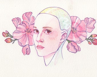 Ava - Original Painting