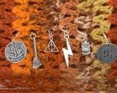 Harry Potter Stitch Markers