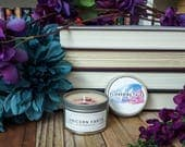 Unicorn Farts | Soy Candle |  Book Candle | Book Lover Gift | Flickering Tales