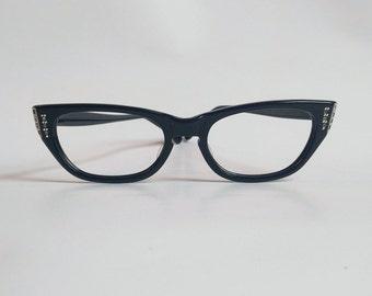 Superb, NOS, Vintage 1960s 'Pamper Jewel' Eyeglasses by Zyloware USA