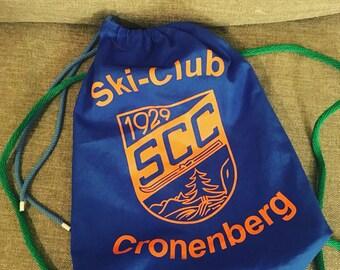 Unique Sport Bag, Drawstring Bag, Drawstring Backpack, Sports Backpack, Grocery Bag