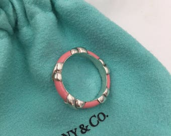 Vintage Tiffany & Co Sterling Silver Ring