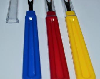 Large Stitch Unpicker/s - Sewing Kit Accessory - Blue, Red, Yellow