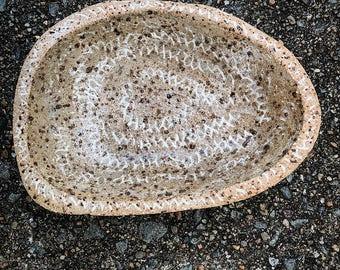 Modern Rustic Dish