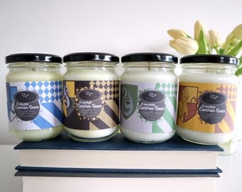 Wizarding Common Rooms ~ 8oz Soy Candles