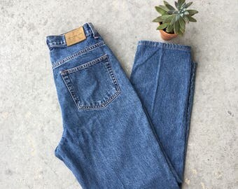 Vintage High Waisted Jeans