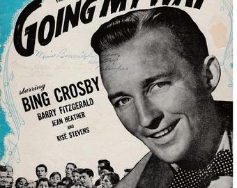 2 Great OldBing Crosby  Songs from the Movie Going My Way