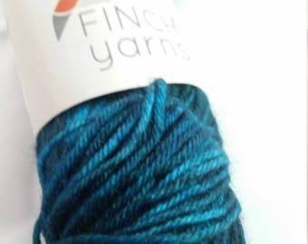 DK Superwash 75/25 wool/nylon - Mariana Trench