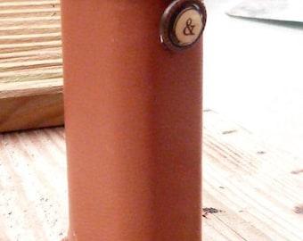 leather cover e cigarette istick 40 watt simple