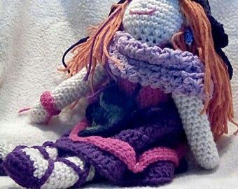 Handmade Stuffed Doll