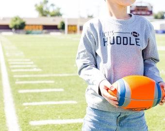Toddler Football Shirt. Toddler Football Tee. Football Tees. Football Tops. Fall shirts. Toddler Fall Clothes. Toddler Boy Clothes.