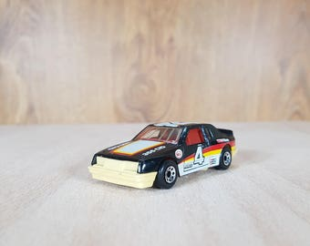 Matchbox - Matchbox car - Matchbox 1987s - BUICK LE SABRE - Collectible Car - Vintage Vehicles - Made in Macau.