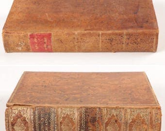 Two Antique Religious Books: 1813 Memoirs of the Reverend John Rodgers and a Late 19 C Welsh Bible