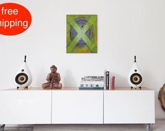 "Acrylbild, Malerei, Gemälde, Abstrakt, ""Light"", acrylic painting, Acryl auf Leinwand, Original, Zeitgenössische Kunst, Modern, Handgefertigt"
