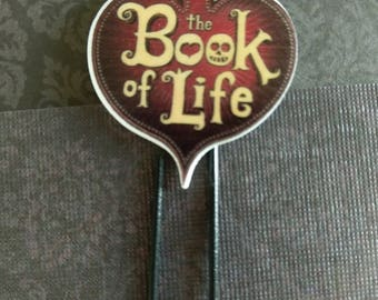 Book of Life Planner Clips