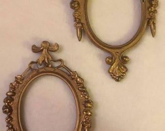 Italian Metal Frames