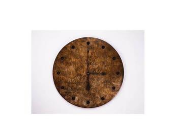 """24"""" Circle Wall Clock"""