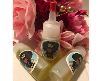 Dry Scalp Oil