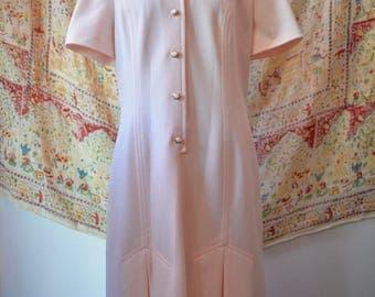 1960s/70s Vintage Dress by Alfred Werber