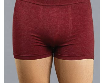 Men's Seamless Boxers Briefs / 6 Pack