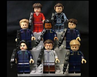 Star Trek Custom Minifigure Set
