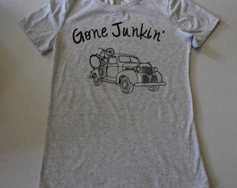 Gone Junkin' T-shirt