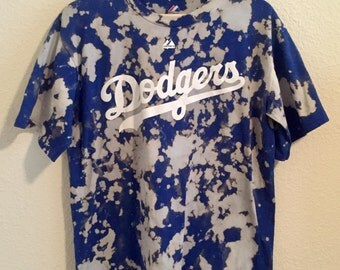 Official Los Angeles Dodgers Custom Dyed Tshirt