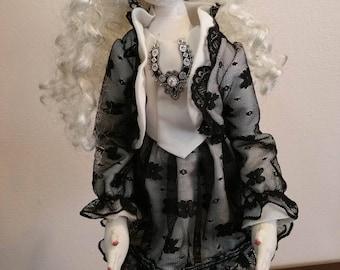 Melanie: Custom Fashion Dolls By Mio