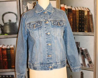 90s Jean Jacket, Reflect Jeans