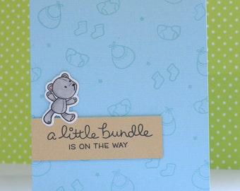 A little bundle is on the way