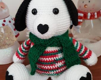 Puppy - handmade softie
