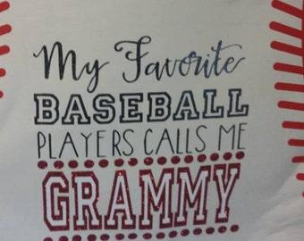Baseball Sports Tote