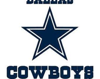 Dallas Cowboys Studio3 and SVG files