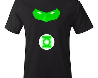 Minimalist Green Lantern Shirt