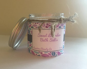 Sweet Lavender Bath Salts