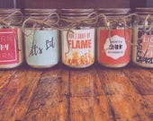 Candles - So Punny Collection