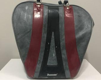 Mid Century Brunswick Bowling Ball Bag