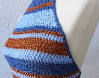 halter top crochet top crop top crochet halter top halter crop top 90s crop top festival top crochet festival top crochet bralette boho