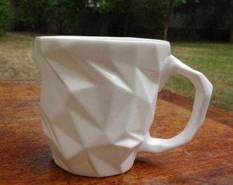 Porcelain cup diamond